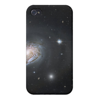 Spiral galaxy NGC 4911 iPhone 4/4S Covers
