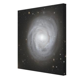 Spiral Galaxy NGC 4921 Canvas Print
