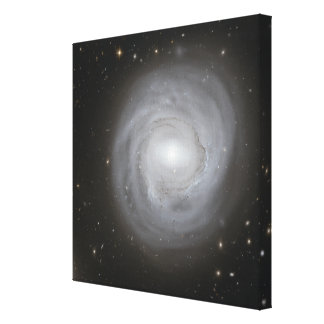 Spiral Galaxy NGC 4921 Gallery Wrap Canvas
