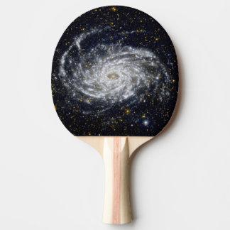 Spiral Galaxy Ping Pong Paddle