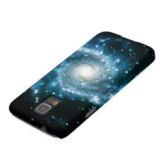 Spiral Galaxy Stars Outer Space Cell Phone Case Galaxy S5 Cover