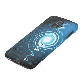 Spiral Game On! Samsung Galaxy S5 Case