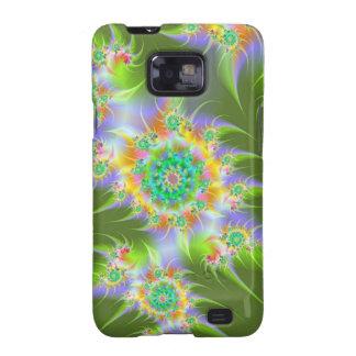 Spiral Garden Samsung Galaxy S Samsung Galaxy SII Covers