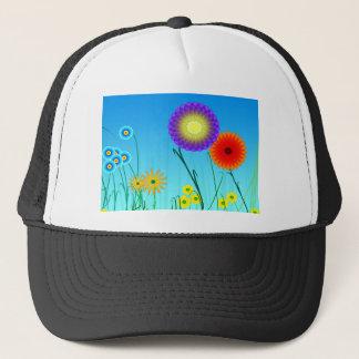 Spiral Garden Trucker Hat