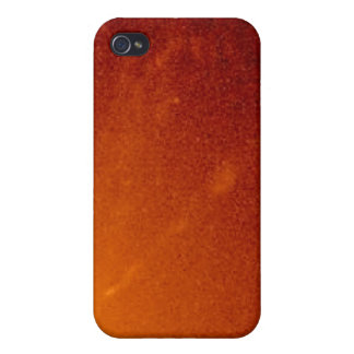 Spiral Gas Disk in Active Galaxy M87 Cover For iPhone 4