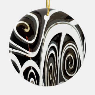 SPIRAL GATE 2 CHRISTMAS ORNAMENT