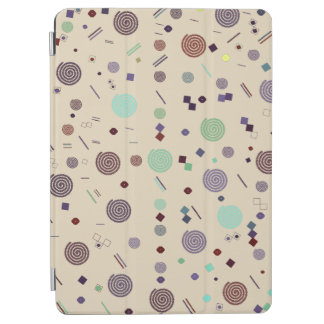 Spiral Geometric Pattern Apple Ipad Air Cover