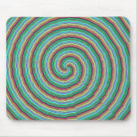 Spiral Graffiti Mousepad
