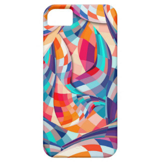 Spiral Lines iPhone SE + iPhone 5/5S, Barely There iPhone 5 Cases