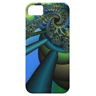 Spiral Machine iPhone 5 Cover