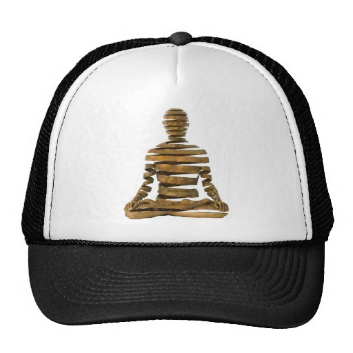 SPIRAL MEDITATION HATS