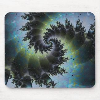 Spiral Nebula Mouse Pad