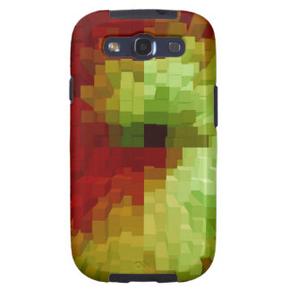 Spiral of columns samsung galaxy SIII covers