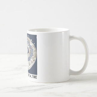 Spiral Of Geological Time Earth s History Spiral Coffee Mugs