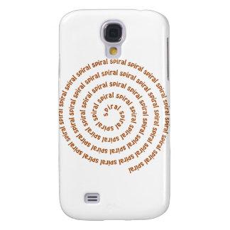 Spiral Of Spirals Samsung Galaxy S4 Cases