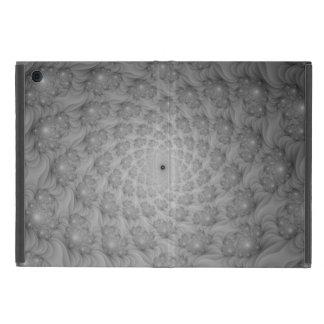 Spiral of Spirals in Monochrome iPad Case