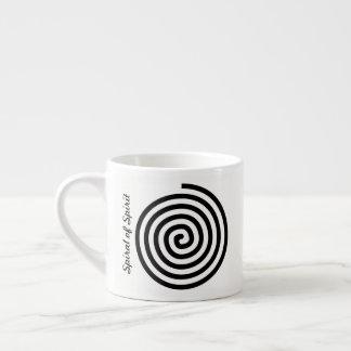 Spiral of Spirit Espresso Cup