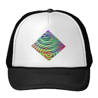 Spiral Pathways Cap