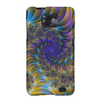 Spiral Roots Galaxy S Galaxy SII Cases