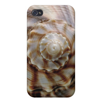 Spiral Shell Covers For iPhone 4
