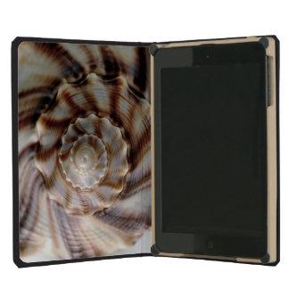 Spiral Shell iPad Mini Retina Covers