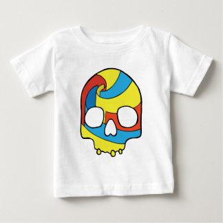 spiral skull tee shirts