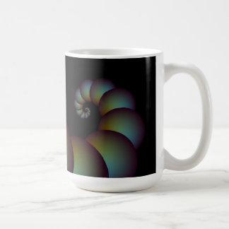 Spiral Spheres Mug