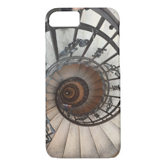 Spiral staircase iPhone 8/7 case