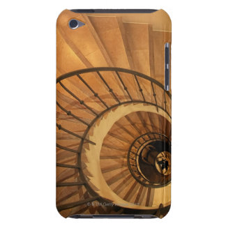 Spiral staircase iPod Case-Mate cases