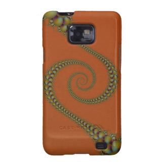 Spiral to Spiral Galaxy S2 Case