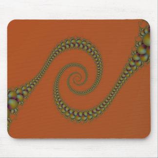 Spiral to Spiral Mousepad