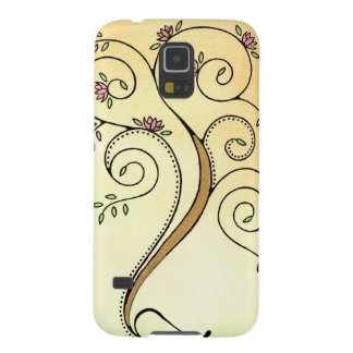 Spiral Tree Cases For Galaxy S5