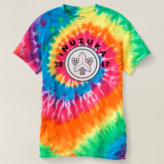 spiral Womens Tye dye Inuzuka T-Shirt