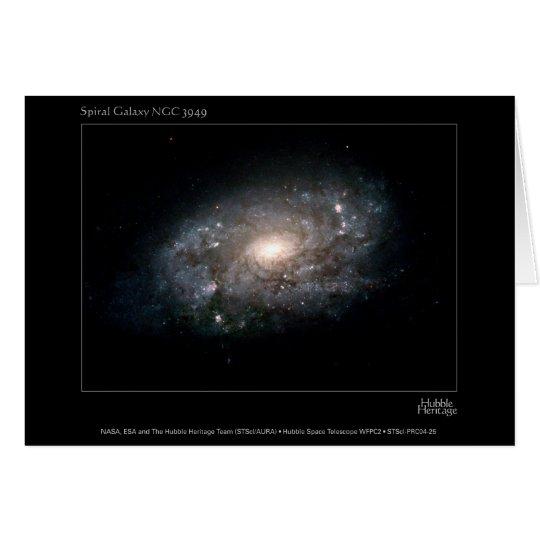 SpiralGalaxy-NGC3949-2004-25 Card