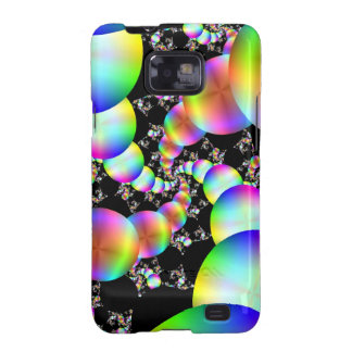Spiraling Inwards Galaxy SII Cases