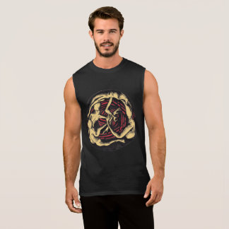 Spiralling Descent Sleeveless Shirt