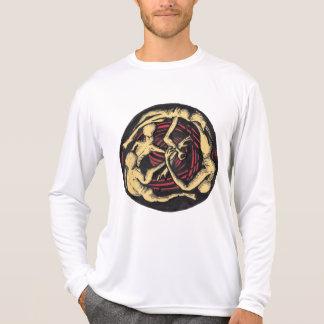 Spiralling Descent T-Shirt