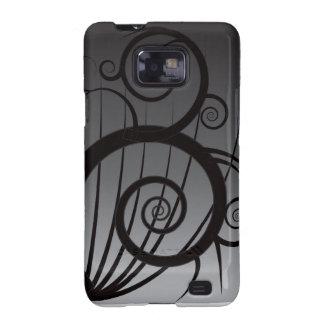 Spirals, makes your phone unique! samsung galaxy SII case