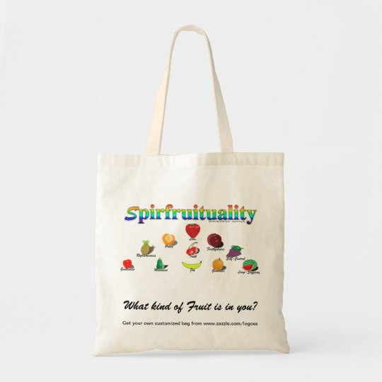 Spirfruituality: What kind of Fruit is in you?