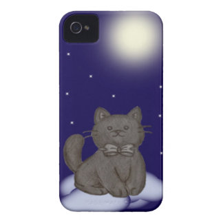 Spirina The Kitty iPhone 4 Covers
