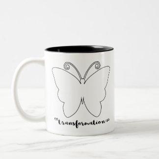 Spirit Animal Butterfly Mug   Transformation