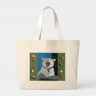 Spirit big yawn tote jumbo tote bag