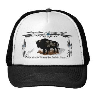 Spirit Buffalo Cap