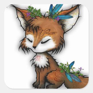 Spirit Fox - Sticker
