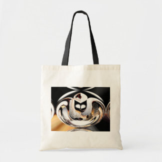 Spirit in the shells budget tote bag