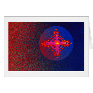 Spirit in the Sky Greeting Card