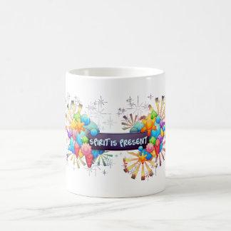 Spirit is Present classic mug
