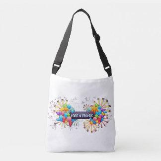 Spirit is Present cross body bag Tote Bag