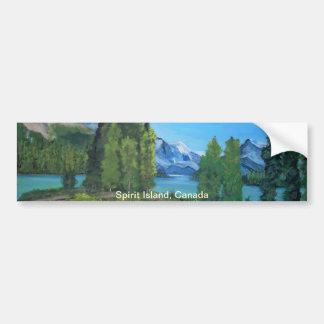 Spirit Island, Canada - Bumper Sticker