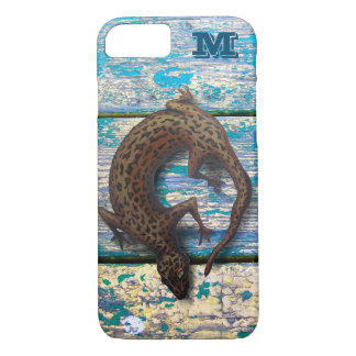 SPIRIT LIZARD SOUTHWEST by Slipperywindow iPhone 8/7 Case